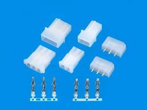 5.08大四P-单排/双排连接器